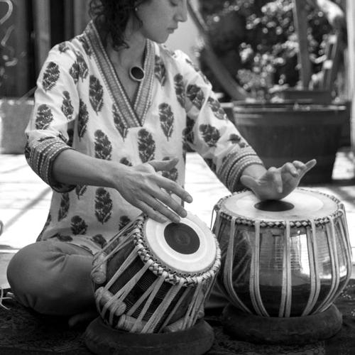 Jeanette - Anita Katakkar musician percussionist tabla instructor