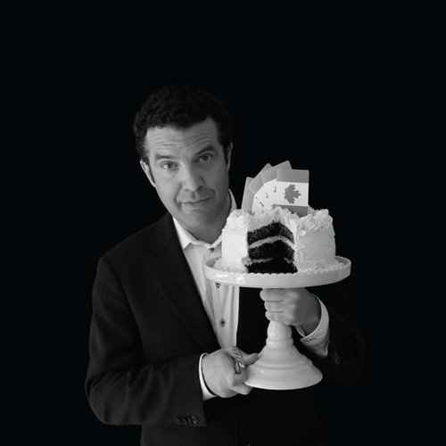 Walter - Rick Mercer comedian television personality political satirist